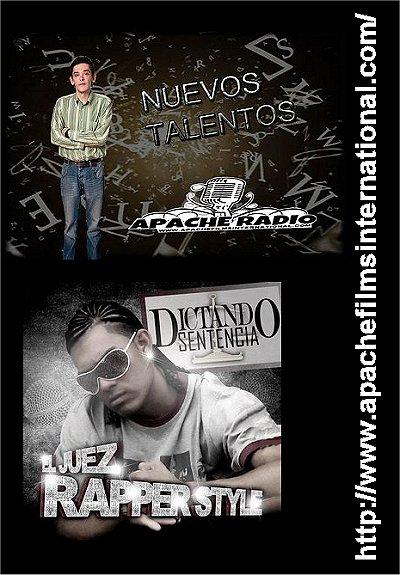 Nuevos Talentos (17/08/13) Entrevista a El Juez Rapper Style